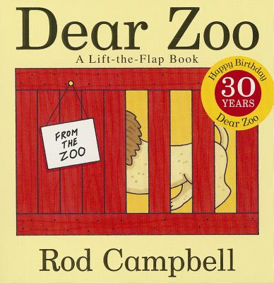 Dear Zoo By Campbell, Rod/ Campbell, Rod (ILT)